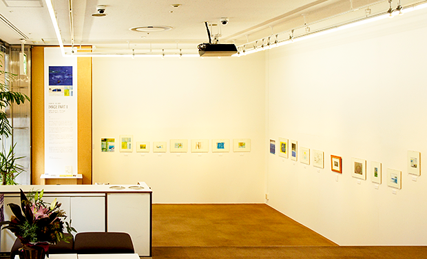 佐藤俊一郎 個展 「IMAGE PART II」: Exhibition View